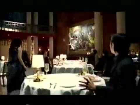 Visa Card Commercial Chinese Restaurant Martial Arts -- Zhang Ziyi