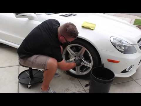 How To Clean Your Rims Without A Pressure Washer Or Hose