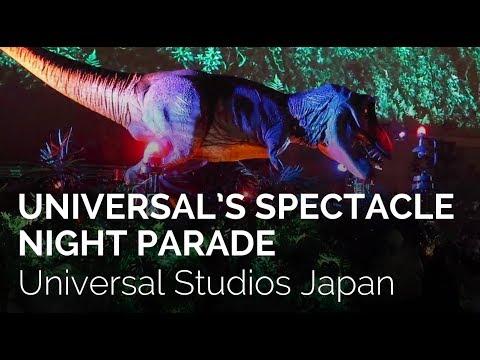 Universal's Spectacle Night Parade - Universal Studios Japan