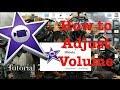 Adjust your Volume in iMovie 10.0.1 | Tutorial 8