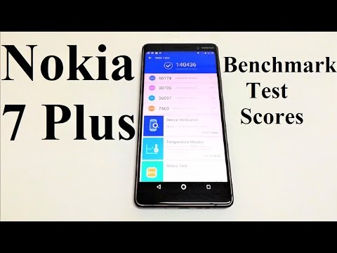 Nokia 7 Plus - Benchmark Test Scores and Comparison