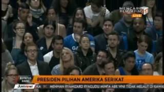 Laporan Langsung VOA untuk KompasTV: Pemilihan Presiden Amerika (2)