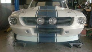 How To Install Eleanor Body Kit Mustang Lastchanceautorestorecom