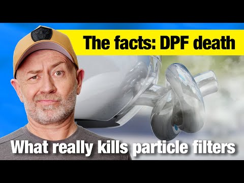 The Truth About Diesel Particulate Filter Problems (DPF Problems) | Auto Expert John Cadogan