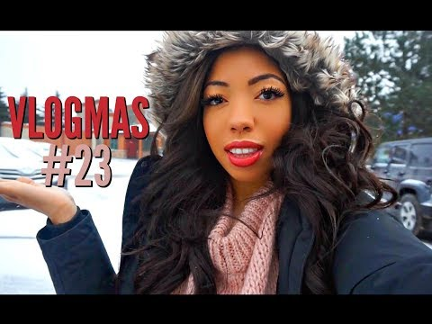 THE BEST CHRISTMAS TRADITION + TAKING CARE OF MYSELF | VLOGMAS DAY 23