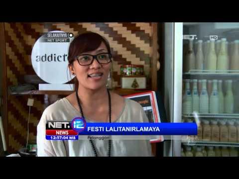 NET12 - Minuman yang Ngehits di Bandung