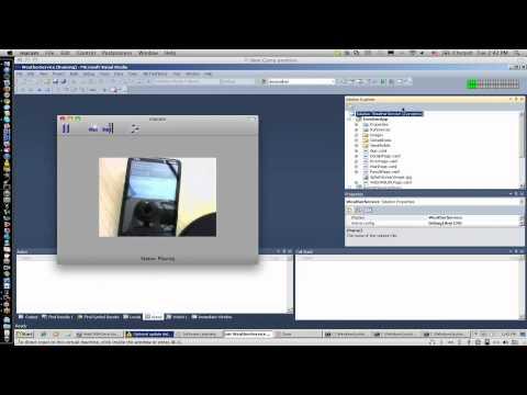 Building Windows Phone 7 Apps Using WebORB - Part 2