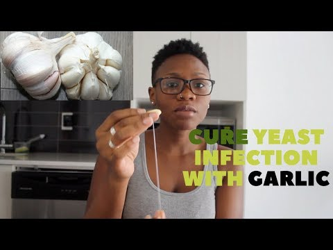 Garlic for Yeast Infections