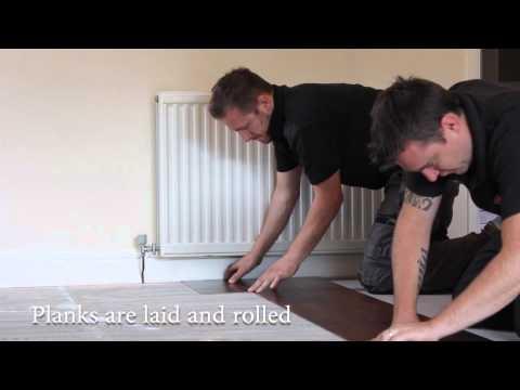 Kingfisher Flooring - Karndean Fitting