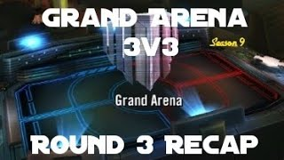 Grand Arena 3v3 (S9) Round 2 Recap || Star Wars: Galaxy of