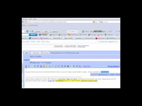 How to make a hyperlink or clickable link