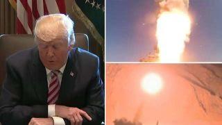 Eric Shawn reports: The US vs Russia vs Iran vs Syria