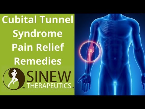 Cubital Tunnel Syndrome Pain Relief Remedies