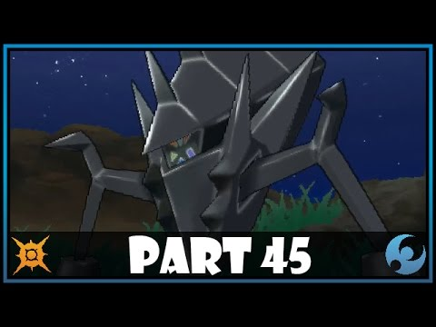 Pokemon Sun and Moon Part 45 - Catching Necrozma!