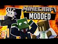 Minecraft MODDED Hardcore #3.01 - MOST SUBS EVER!