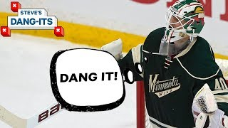 NHL Worst Plays of The Year - Day 28: Minnesota Wild Edition | Steve's Dang Its