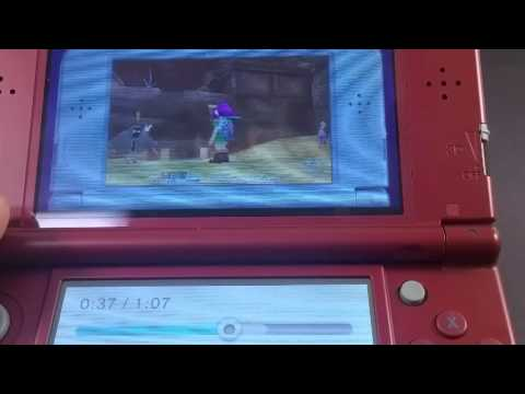 NEW 3DS Web Browser Overview