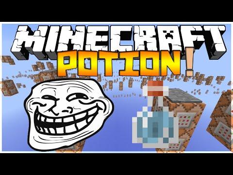 Parkour1000 Fails Even With Potion - Minecraft