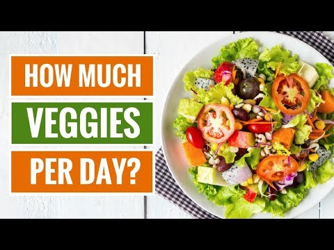 How Many Servings of Vegetables Should You Really Eat Per Day?
