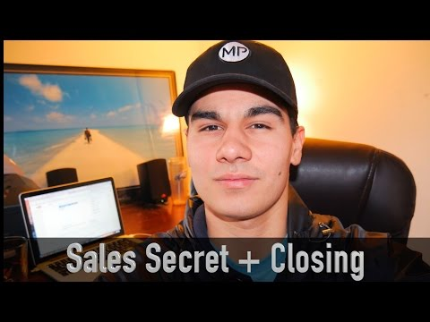 Closing The Deal Sales Secrets + The How To of Prospecting & Closing The Deal Over The Phone