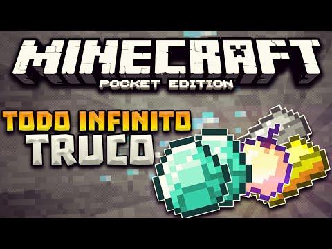 Minecraft Pocket Edition 0.16.0 [Truco] - Como DUPLICAR ITEMS!!! Diamantes para SIEMPRE