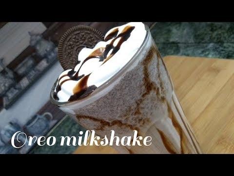Oreo milkshake/ Oreo shake