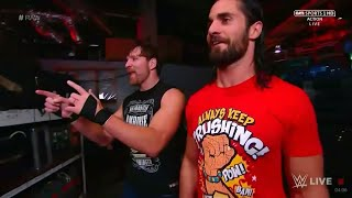 Seth Rollins And Dean Ambrose Finds Tag Team Partners