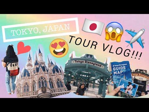 Tokyo Disneyland! + Japan City Tour (Philippines) | It's Nicsy | Travel Vlog