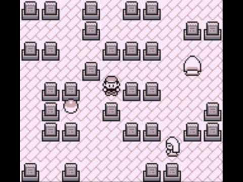 Pokemon Blue Walkthrough Part 29: Do You Believe in Ghosts?