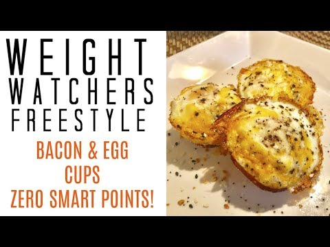 WW Freestyle - Bacon & Egg Cups - 0SP! / TheSassyMom82