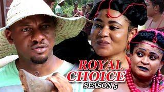 The Royal Choice Season 5 - 2018 Latest Nigerian Nollywood Movie Full HD