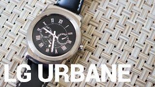 LG Watch Urbane hands-on!