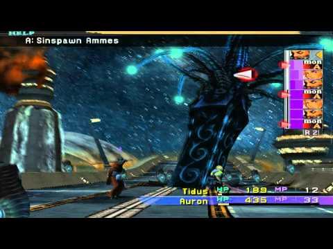 Final Fantasy X PCSX2: Battle Test 720p