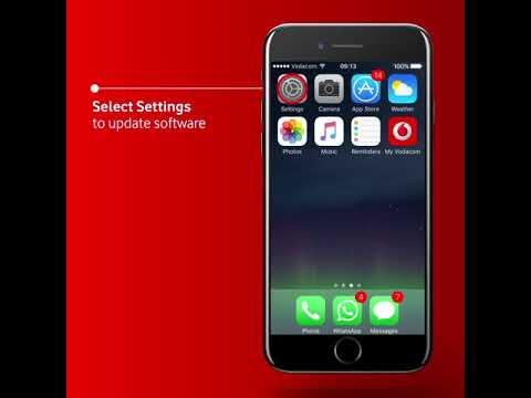 Vodacom Wi-Fi calling - iOS