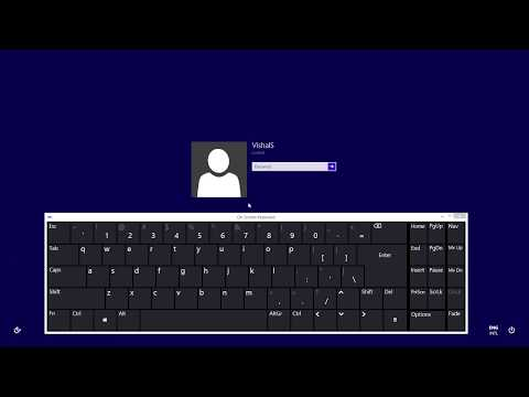 How to reset your Windows Password using CMD??