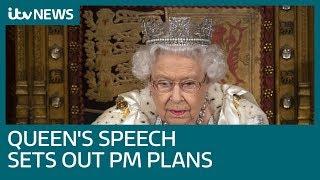 Queen's Speech sets out Boris Johnson's plan for post-Brexit Britain | ITV News
