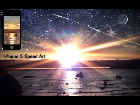 iPhone 5 photo edit Speed Art Best Apps
