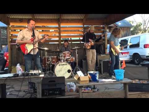 Jamie Krueger Group featuring Chris Duarte - Are You Experienced