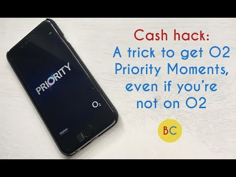 O2 Priority Moments trick