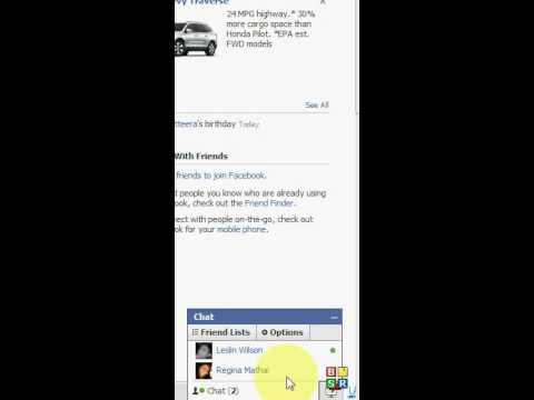How to go offline in Facebook chat