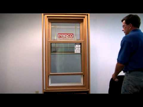 Cleaning your Double Hung Window