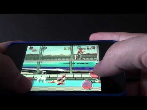 iMame4all Best MAME emulator on Iphone iOS  -HD
