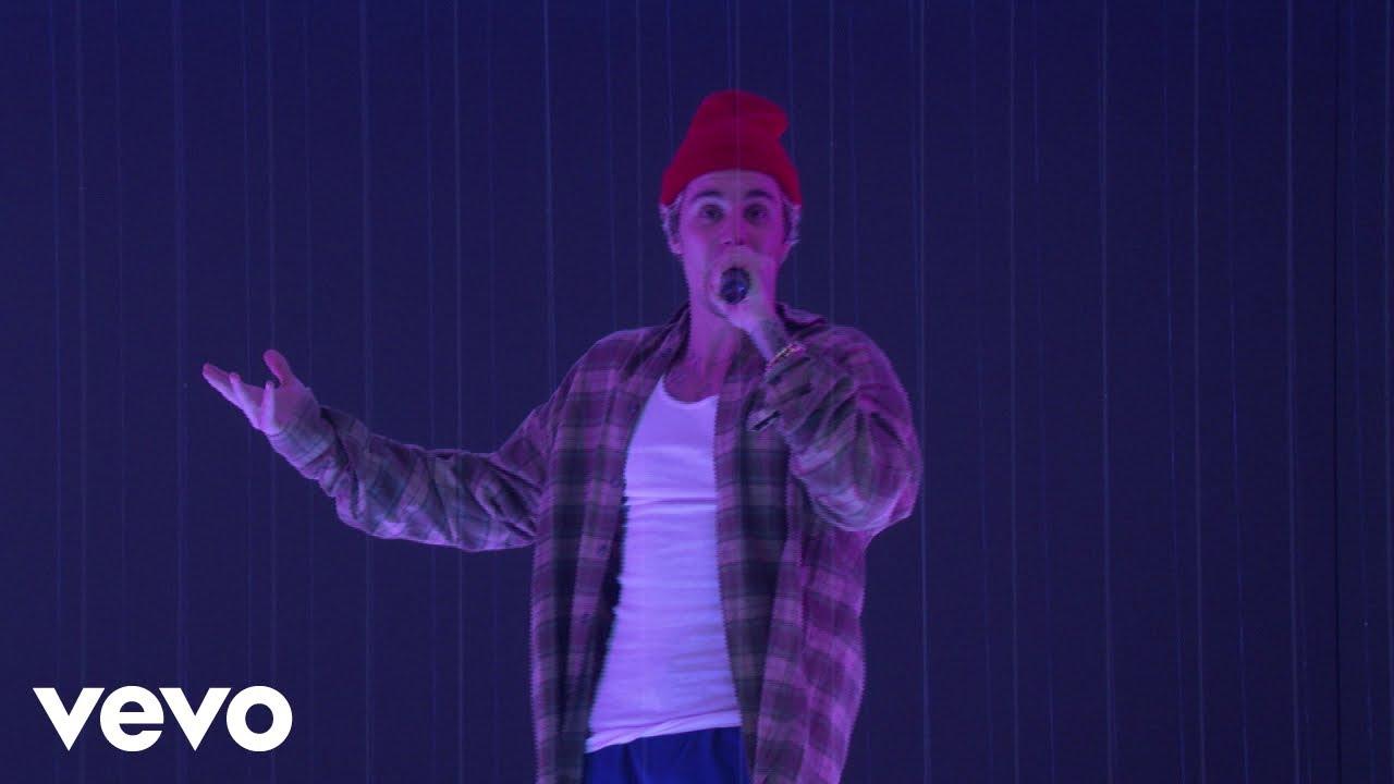 Justin Bieber - Intentions (Live From The Ellen DeGeneres Show / 2020) ft. Quavo
