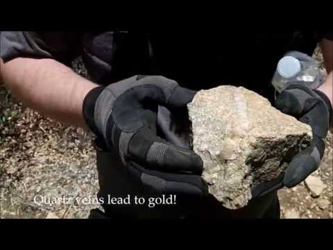 Dr. Rich: Follow the Rocks to the Gold!