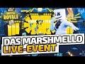 Das Marshmello Live-Event - ♠ Fortnite Battle Royale ♠ - Deutsch German - Dhalucard