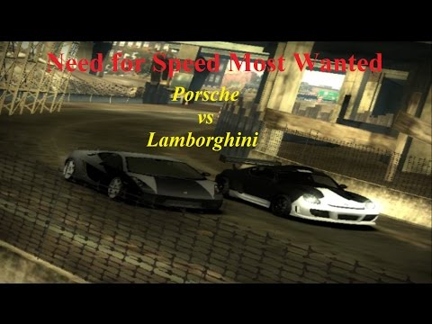 Porsche vs Lamborghini (Best Driver 2016)