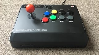 Controller Chaos Ep  7- The Mayflash F300 Videos & Books