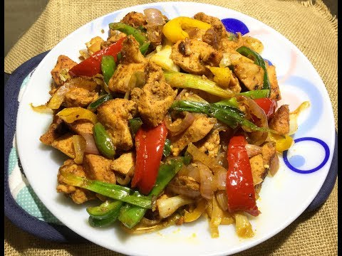 Best Mexican Chicken Fajita | Cooking Chicken Fajitas My Way - Bengali#306
