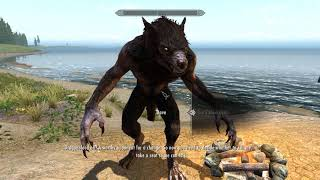 Skyrim mod: Rigmor of Cyrodiil #14 The Old Shack in the
