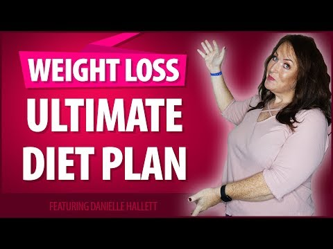 Ultimate diet plan - macros for dummies and how to make the perfect diet and nutrition plan for you!